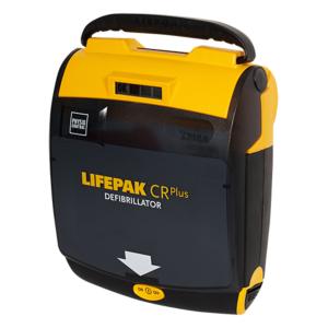 Physio-Control Lifepak CR Plus AED volautomaat