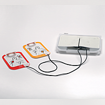 Physio-Control Replacement  LIFEPAK CR2 trainingselektroden Tray