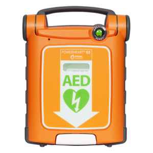 Cardiac Science Powerheart G5 AED volautomaat