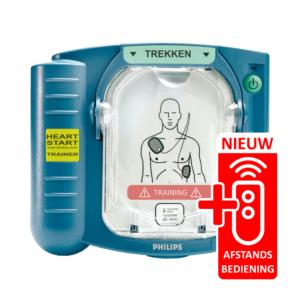 Philips Heartstart HS1 AED-trainer met afstandsbediening