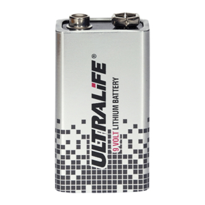 Defibtech Lifeline lithiumbatterij 9V t.b.v. de batterij unit
