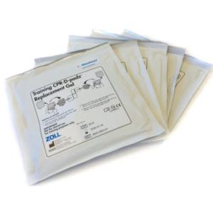 Zoll CPR-D trainingselektroden vervangingsplakkers