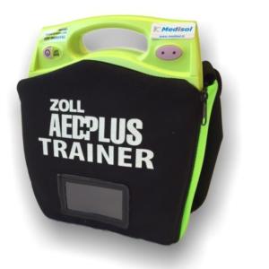 Zoll AED Trainer draagtas