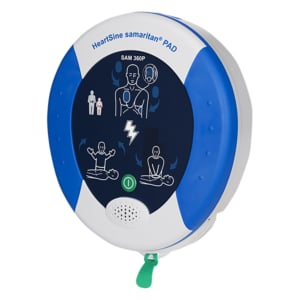 HeartSine Samaritan PAD 360P AED volautomaat