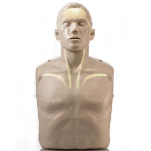 Brayden Reanimatiepop met witte ledverlichting