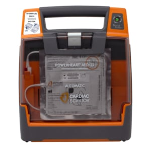 Cardiac Science G3 Elite AED halfautomaat