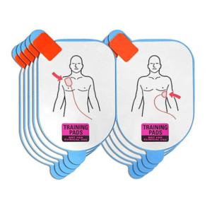Defibtech Vervangingsplakkers trainingselektroden volw. (5 paar)
