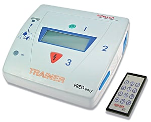 Schiller FRED Easy AED-trainer