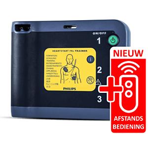 Philips Heartstart FRx AED-trainer met afstandsbediening