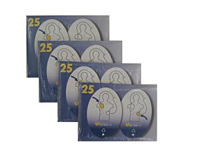Actar trainingselektroden (100 stuks)