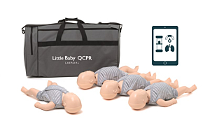 Laerdal Little Baby QCPR 4-pack