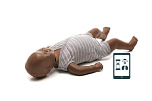 Laerdal Little Baby QCPR, Donkere huid