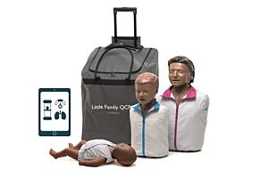 Laerdal Little Family QCPR, Donkere Huid