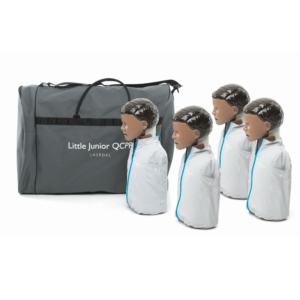 Laerdal Little Junior QCPR 4-pack (donker)