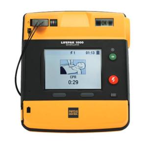 Physio Control Lifepak 1000 AED