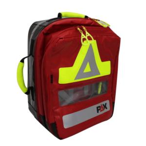 Feldberg AED tas, met ruimte voor EHBO set