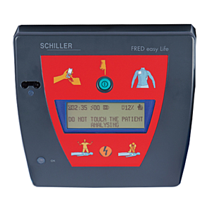 Schiller FRED Easy Life AED volautomaat