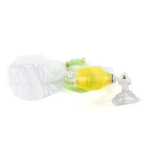 The Bag II disposable beademingsballon voor kinderen maat 3