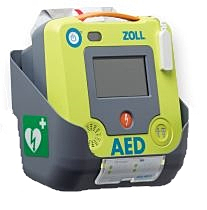 Zoll AED 3 wandbeugel